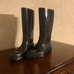 Authentic Gucci Rain Boots
